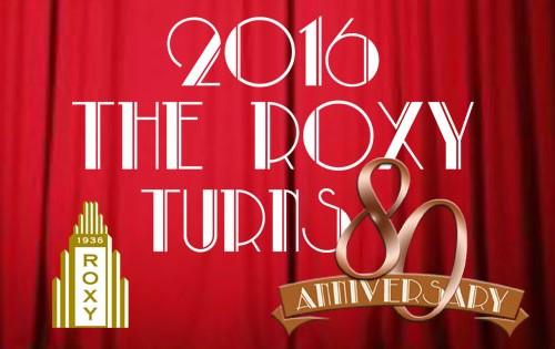 Roxy Turns 80